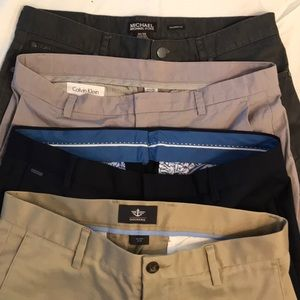 Lot of 4 pants — a steal!!!
